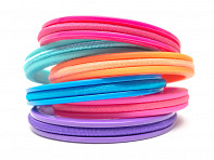 Kids Color Hair Tie Bracelet