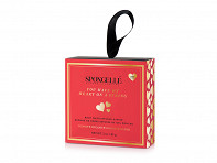 Spongellé: Boxed Flower Infused Body Wash Buffer - Peony Blossom (Heart Collection) - Case of 12