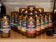 Torched Products: Small Candle Bundle (Kit 1) - Case of 42