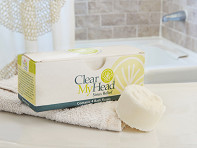 Clear My Head: Bath/Shower Fizzies - Case of 9