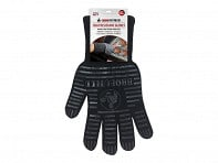 Bear Paw Products: Black Fabric Glove - Single - Case of 16