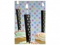 Let Them Eat Candles: Edible Dark Chocolate Candles - Case of 18