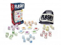 Flash Dice Game With Display - Case of 8