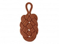 Shaggies: Braided Trivet - Case of 6