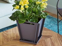 "Groovebox Living: 9"" Modular Planter - Case of 6"