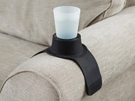 CouchCoaster: Weighted Drink Holder - Case of 6