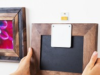 Gallery Magic®: Magnetic Frame Hanging System - Case of 12