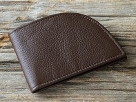 Rogue Industries: Leather Front Pocket Wallet - Sample