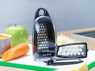 AnySharp: 3-in-1 Smart Box Grater