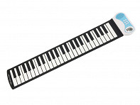 Rock And Roll It: Flexible Roll-Up Piano - Sample