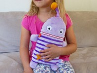 Worry Eaters: Plush Comfort Creatures