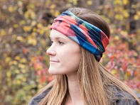 WRAP!: Women's Multi-Way Head Wrap - Sample
