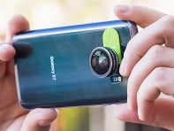 Limelens: Interchangeable Smartphone Lens Set