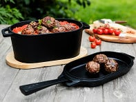Uuni: 4-Piece Cast Iron Set - Case of 2