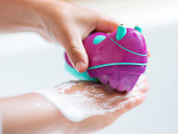 Scrub Bugs: Children's Hand Scrubber - Case of 6