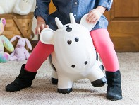 Farm Hoppers: Inflatable Animal Bouncer - Sample