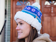 Fleece Hat - Fall Collection - Case of 3