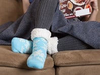 PUDUS: Slipper Socks - Fall Collection - Case of 3