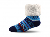 PUDUS: Slipper Socks - Spring Collection - Case of 3
