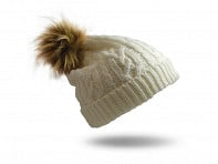 Cable Knit Hat - Fall Collection - Case of 3