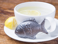 Lucky Iron Fish: Iron Supplement Cooking Tool - Sample