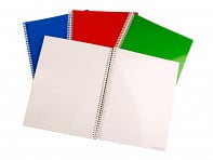Wipebook: Mixed Notebook Starter Pack - Case of 12