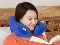 Neck Sofa: Structured Neck Support Pillow - Sample