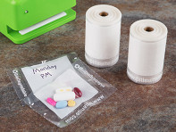 PillSuite: Pill Bag Refill - 400 Pack - Sample