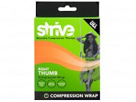 Strive Wrist and Thumb Compression Wrap - Case of 12