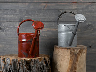 Barebones Living: Aged Watering Can