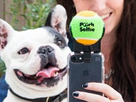 Pooch Selfie: Prop for Dog Photos & Selfies