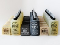 Brothers Artisan Oil: Wash & Bar Variety Pack - Case of 72