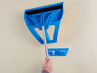 WISP: One-Handed Broom and Dustpan Set - Case of 4