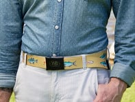 Wingo Belts: Everyday Buckle Belt
