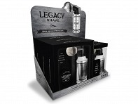 Legacy Shave: Legacy Shave Best Seller Kit