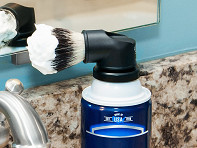 Legacy Shave: The Evolution Shaving Can Brush - Sample