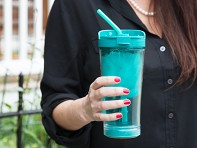 Mighty Mug: Tip-Proof Iced Tumbler - Sample