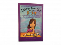 """Change Your Life for the Butter"" Book - Case of 6"