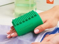 BUMP IT OFF - Goddess of Gadgets: Silicone Cleaning Sleeves - Set of 2 - Sample