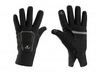 Rechargeable Lighted Fleece Gloves - Case of 12