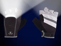 H1 Rechargeable Lighted Gloves - Case of 12