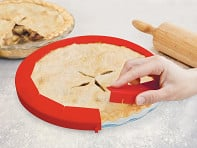 One-Piece Adjustable Pie Shield - Case of 6