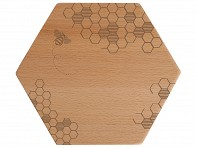 Bee Cheeseboard - Case of 4
