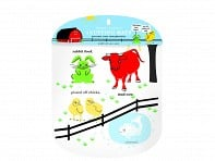 Talisman Designs: Angry Animals Chopping Mats - Case of 6