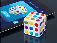 Cube-Tastic!: Augmented Reality Puzzle Cube - Sample