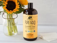 Warhorse: Pure Gold All Purpose Cleaning Soap - 32 oz. - Case of 6