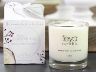 Feya Candle Co.: All-Natural Soy Wax Candle