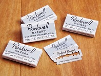 Rockwell Razors: Razor Refill Pack of 20 - Sample