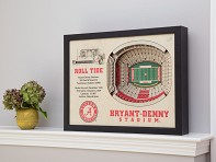 3D Stadium Wall Art