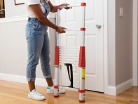 Xtend + Climb: Retractable Telescoping Ladders - Home Series